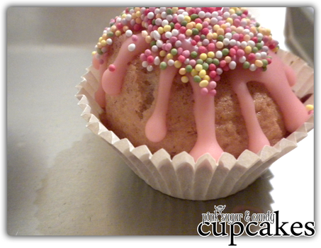 cupcakes - pink sugar '7 by angelicetherreality