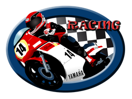 Racing Logo by arekusan