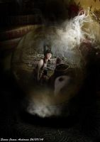 Spying The Road To Steampunk Oz by asteampunk