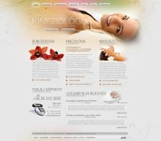 Kinesiologyst website by OakmE