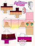 SaintPoet papertoy by saintpoet