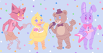 Fredbear Family Diner by Musie