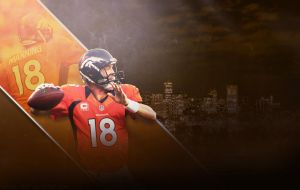 Peyton Manning Wallpaper by rOnAn-Ncy