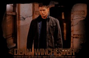 Dean Winchester Wallpaper by me969