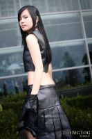 Tifa Lockhart - Its Over for You by CrystalMoonlight1