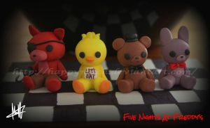 Five Nights At Freddy's by HappyMach