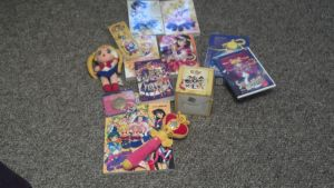 Sailor Moon Collection by srlOctober23