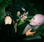 Like A Lover (Bellatrix/Voldemort) by deslea