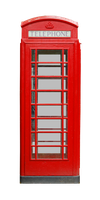 Old British Phonebox PNG.. by WelshDragonStockNArt