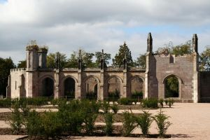 Lowther Castle 2 by GothicBohemianStock