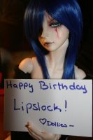 Birthday note~ by Cometblack