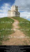 Fairytale Church Premium Stock by CD-STOCK