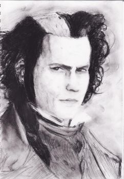 Sweeney Todd by Tashxfiles