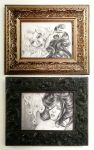 Day and Night - Diptych by AliceMeichi