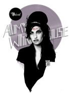 Amy Winehouse by lordnecro