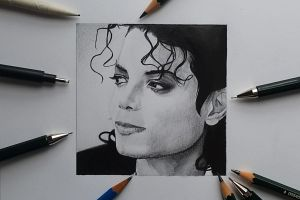 Michael Jackson - 1990's by Law3208