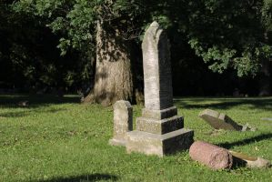 Cemetary Stock 02 by dknucklesstock