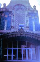 TheSaenger-Blues Contest Entry by alilydarkly