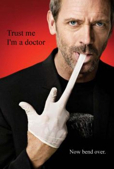Dr. House by itachihotti18