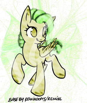 [ADOPT] Sandy Grass OPEN by Laderia
