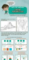 HtTA: 3 Point Perspective by betsyillustration