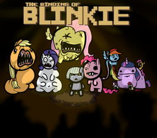 The Binding of Blinkie by Kev-Darkhood