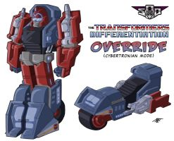 -Ation Override - Cybertronian mode by Tf-SeedsOfDeception