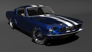 GT 500 wip 5 by switchback5164