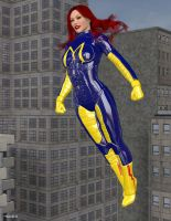 Mindy Marvel 06 by hotrod5