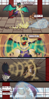 Sequester OCT - Round 2: Rory vs Jay by Kame-Ghost