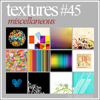 TEXTURES 45: MISC by lifeisdolce