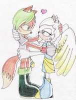 Zeplyn x Rose 4 by ChaosAngel5