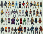 Wolverine and The X-men animated series by Stuart1001