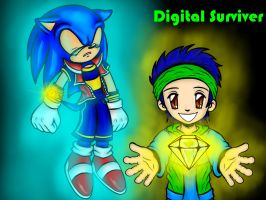Sonic Digital by Tete-chin