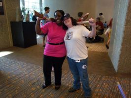 AFest '10: Rochelle and Ellis by TEi-Has-Pants