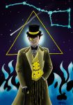 Bill Cipher by DomeGiant