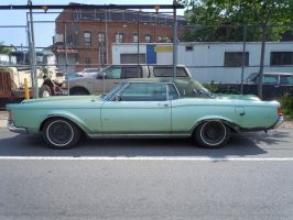 1969 Lincoln Continental Mark III (III) by Brooklyn47