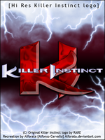 Killer Instinct Hi Res Logo by Alforata
