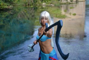 Kida fight!!! by Lady-Ragdoll