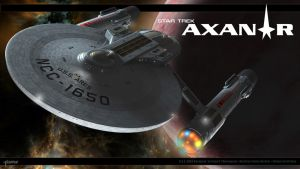 U.S.S.ARES BorderPatrol by stourangeau