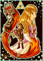 :.:Twilight Princess:.: by brigette