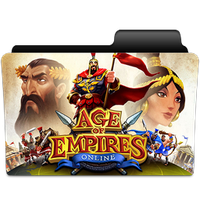 Game Folder - Age of Empires Online by floxx001