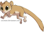 Mouse Lemur by Cocotato