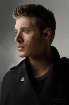 Dean Winchester, Supernatural by RussianVal