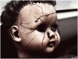 Creepy Doll by Oasis84