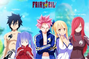 Fairy Tail - Collab by Ric9Duran