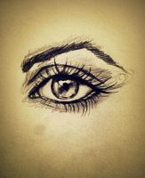 Eye. by Maheen-S