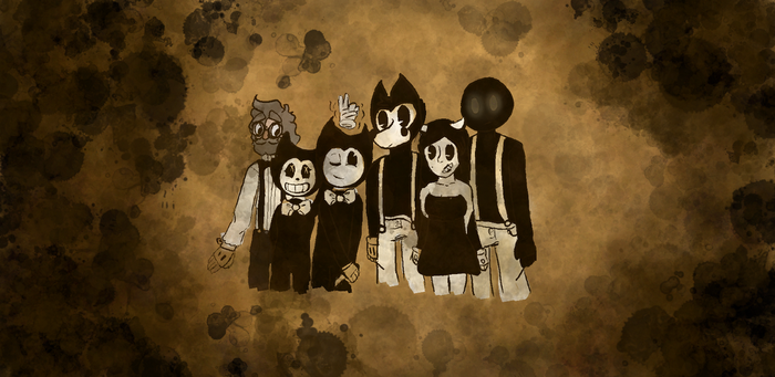 Group Photo by DelinquentSenpai