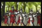 Army Finished by MantisMan223