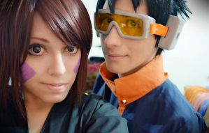Obito x Rin Cosplay VI by ivachuk